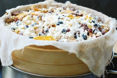 Youngyang Chaltteok (Healthy Sweet Rice Cake) - Korean Bapsang