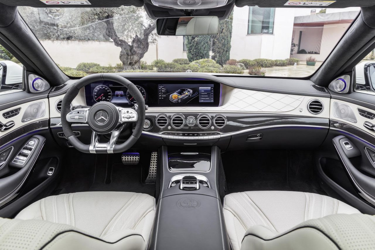 2018 Mercedes-Benz S-Class revealed, debuts new inline six ...