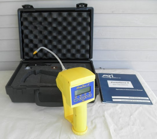 Renting Gas Detection Equipment