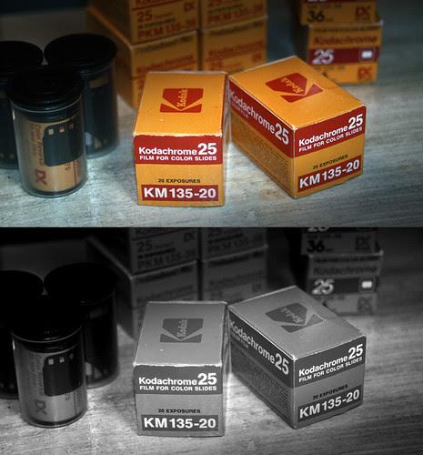 Kodachrome on Kodachrome