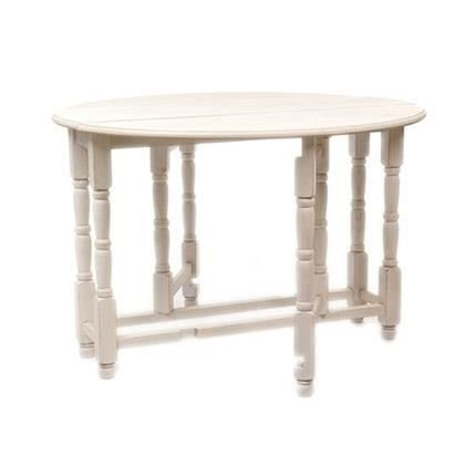 Table ronde rabattable avec rallonge achat table ronde for Table ronde rabattable avec rallonge