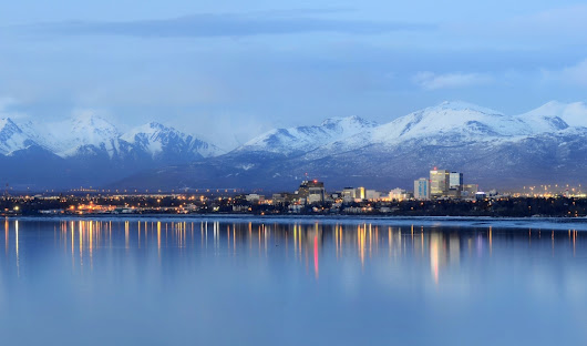 Where to go in Alaska: Anchorage