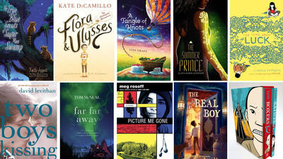 National Book Award releases long-list for Young People's Literature