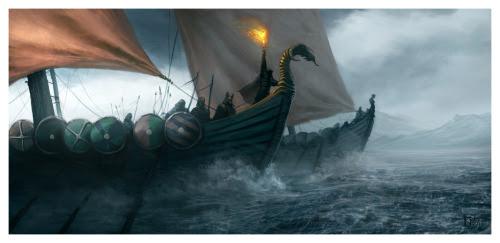 The Iron Fleet by René Aigner