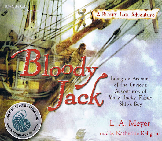 Bloody Jack [6CD], Listen & Live Audio:  Ear-Catching Audio Books