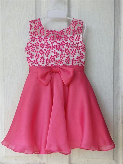 Flower girl pink dress available size 16 to 26 contact