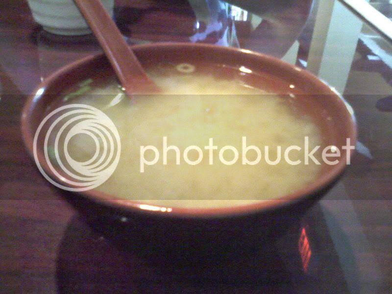 Fuji Sushi Miso Soup