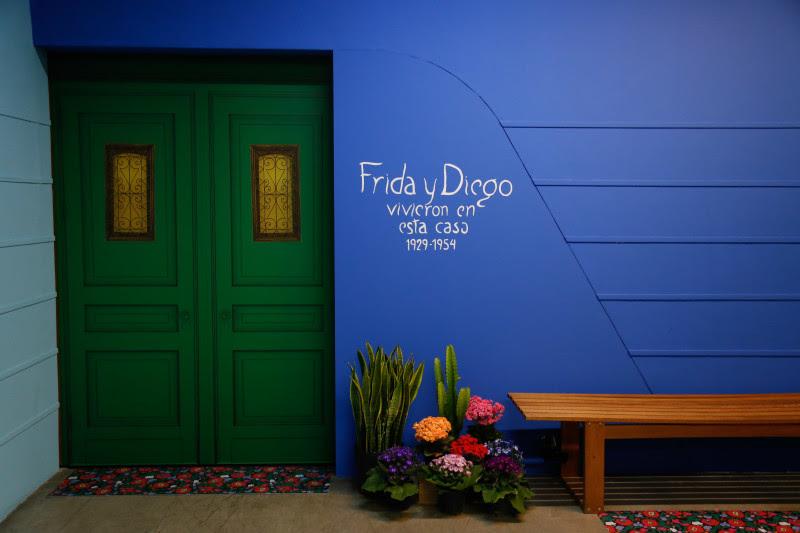 Instalação La Casa Azul. Foto: Divulgação