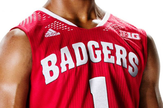 Badgers get new uniforms for March Madness