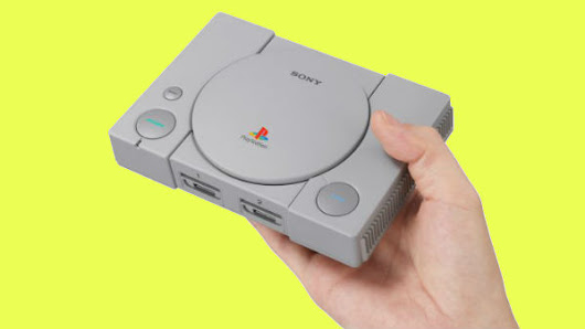 Sony announced PlayStation Classic mini with 20-pre-loaded games and more - Gizbot News