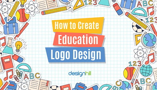 How To Create Education Logo Design