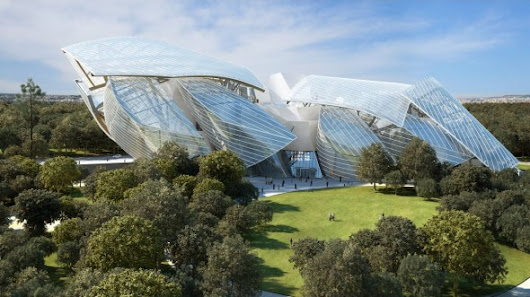Construction Fondation Louis Vuitton : un défi de taille