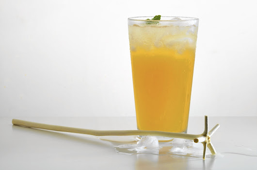 The swizzle is the drink of summer