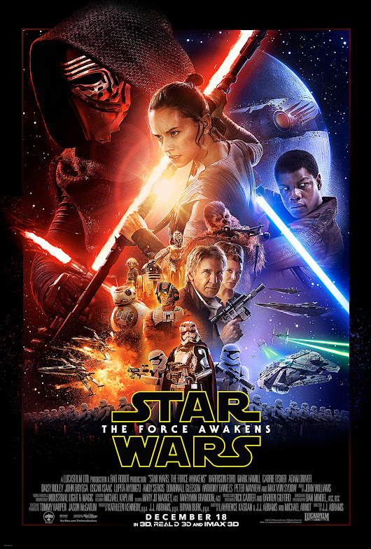 [Review] Star Wars: The Force Awakens
