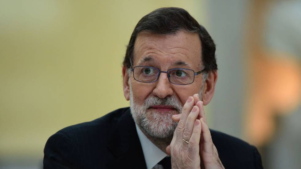 PM Rajoy in a file photo.