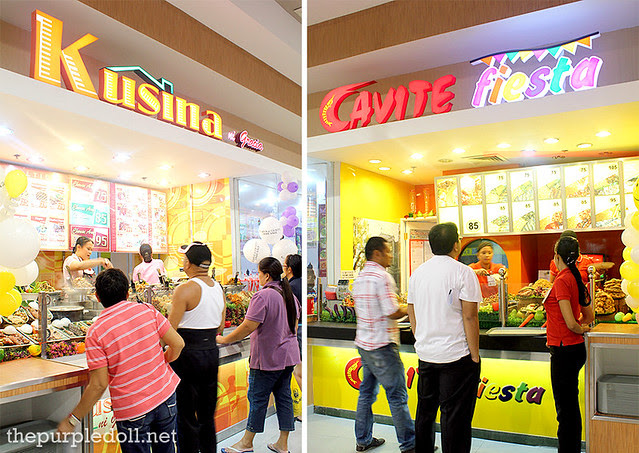 Kusina ni Gracia and Cavite Fiesta