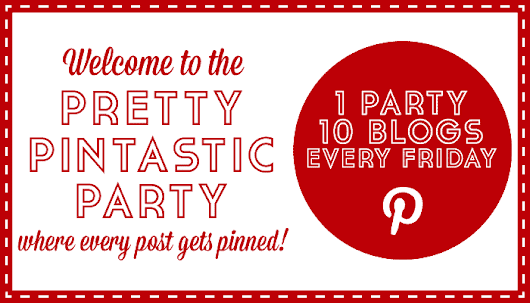 The Pretty Pintastic Party #24 - The TipToe Fairy