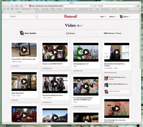 Pinterest Video
