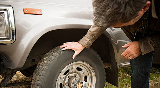 5 Signs You Need New Tires
