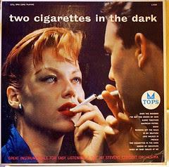 2 cigarettes