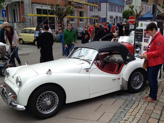 Triumph TR3A in Classic & Vintage cars for sale at Raced & Rallied