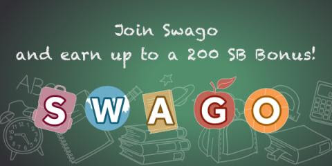 Swagbucks Swago: Back to School Shopping Edition!