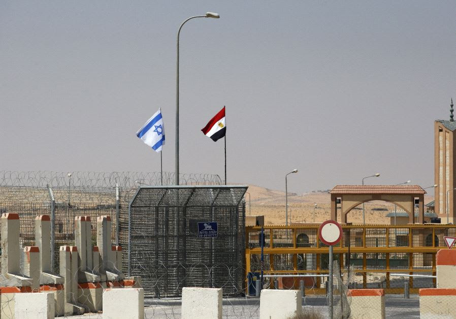 egypt nitzana border crossing
