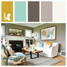 Living room decor on Pinterest | 99 Pins