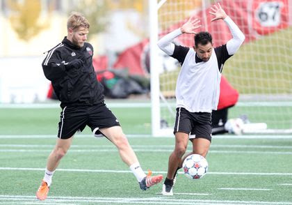 Fury FC's Ryan, Falvey could be back for semi-final
