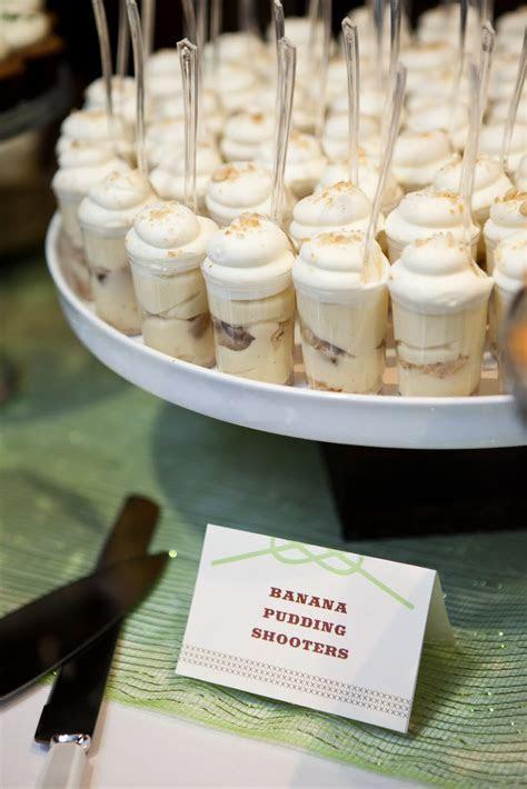cocoa & fig: Laura and Dan's Miniature Dessert Table