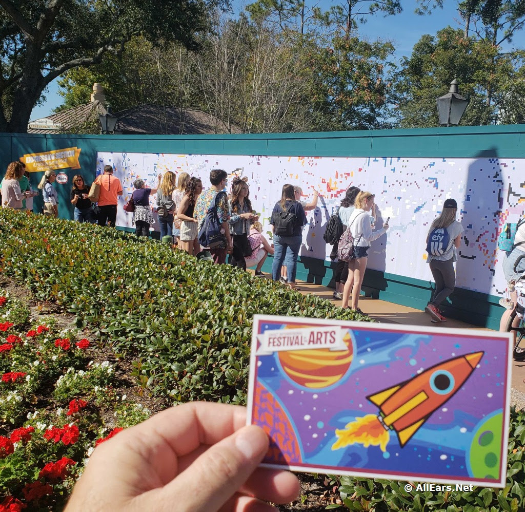 Breaking Epcot International Festival Of The Arts Dates For 2020 Released Allears Net