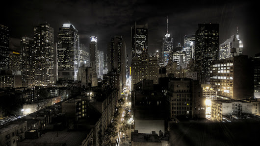 NYC Is Replacing Its 250,000 Street Lights with LEDs
