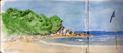 Playa de Acotz