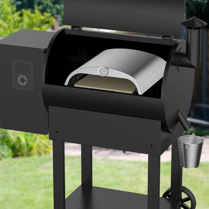 Stanbroil Wood Fired Pizza Oven for Pellet Grills ...