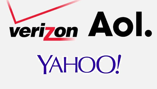 Verizon Email Becomes AOL and Yahoo Email