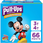 Huggies Pull-Ups Learning Designs Training Pants, Size 3T-4T - 66 pack