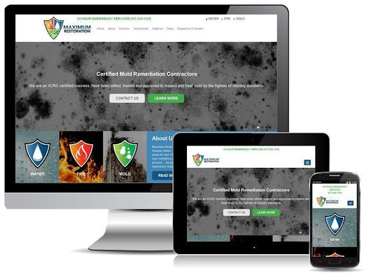 Virtual Vision recently launched a new website for Maximum Restoration