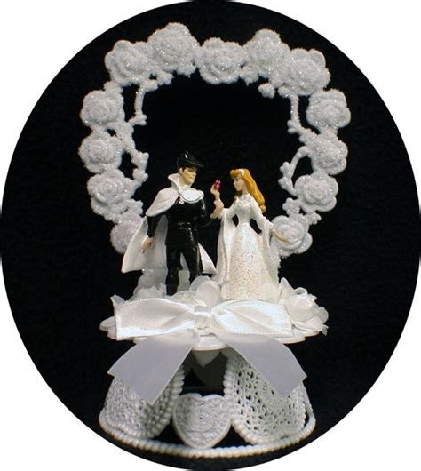 42 best ideas about Cake toppers Disney Wedding on