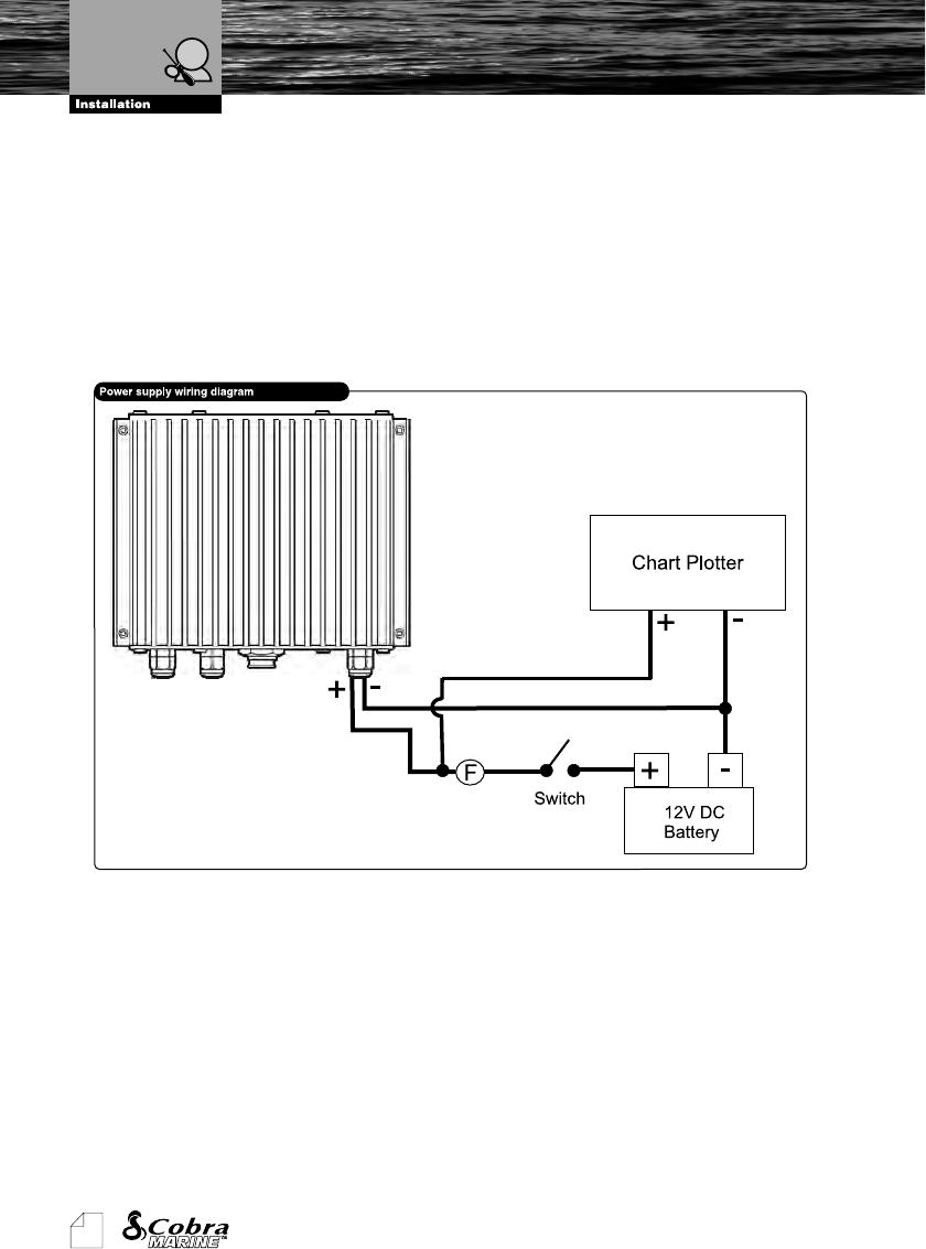 Depth Finder Wiring Diagram