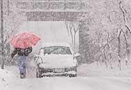 Neve al nord, caos in Sardegna - FotoLa Protezione civile: «State a casa»