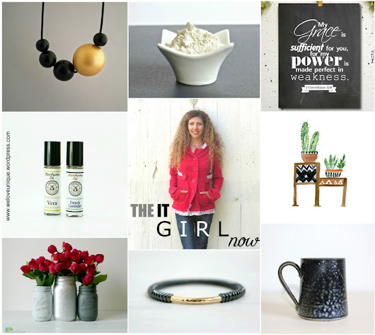 "The ""IT"" Girl -Gift Ideas by the WauTeam-"