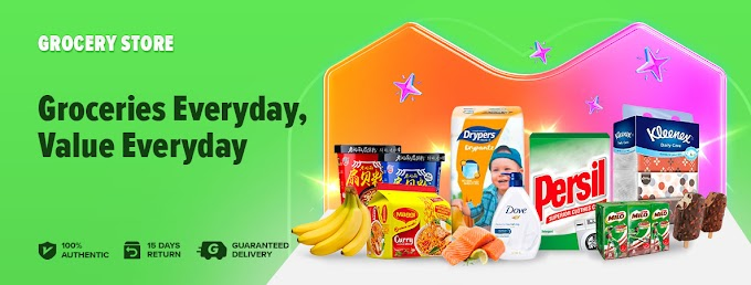 Groceries Everyday, value everyday at Lazada.