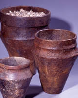 Bronze Age pottery: Draws blank looks from Johnny