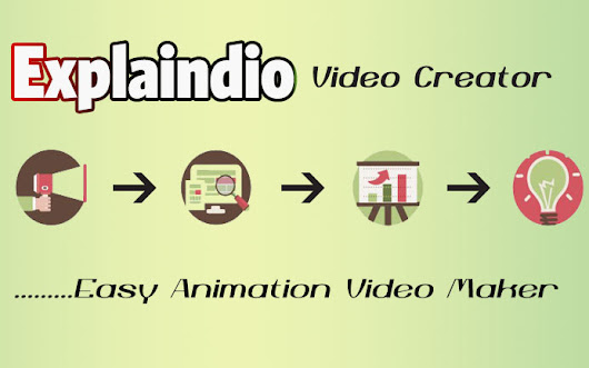 Explaindio Video Creator – easy animation video maker