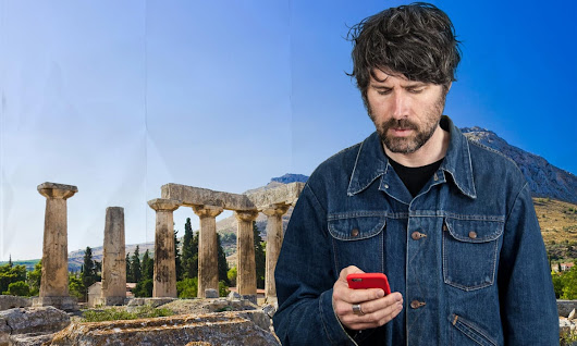 Gruff Rhys: hear his song I Love EU – and find out why he wrote it