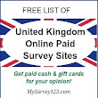 Top United Kingdom Paid Online Survey Sites for Money