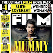 TOTAL FILM Magazine July 2017 The Mummy, Tom Cruise Cover