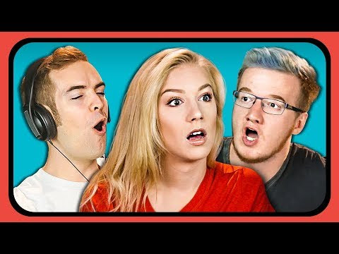 YouTubers React to Top 10 Most Viewed YouTube Videos of All Time