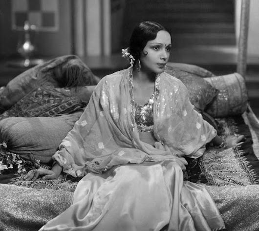 History of makeup in Bollywood Part 2 – Advent of the Talkies