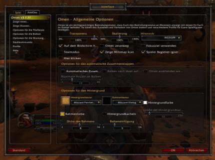 Wow Addons Omen Threat Meter Battle For Azeroth 80